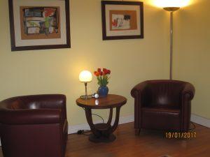 Bild aus dem Behandlungszimmer